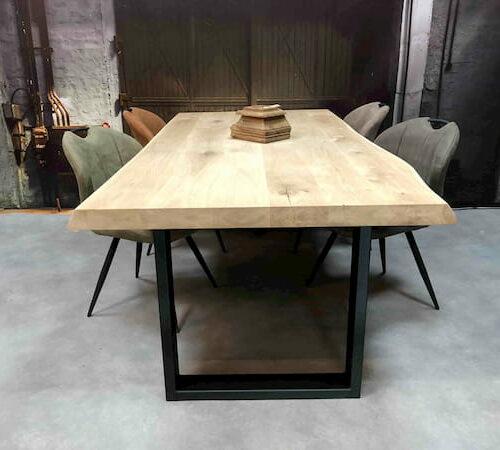 Eiken tafels | Groot aanbod en laaggeprijsd | Wiegers XL