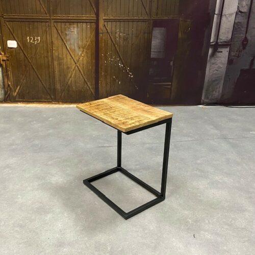 Side table Iron Mangohout JAN-40