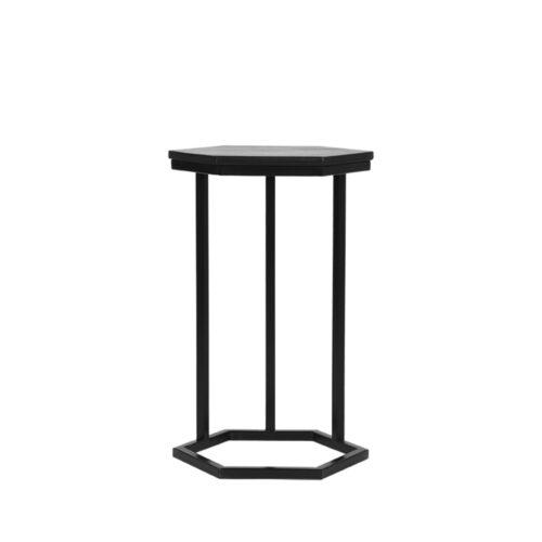 LABEL51 Side Table Slide - Black - Mangohout