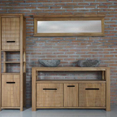 bathroom furniture set makassar
