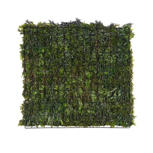 LABEL51 Wanddecoratie Panel - Groen - Kunststof - DS-54.000