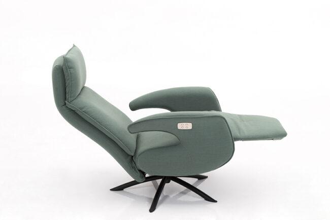 Relaxfauteuil 5859 van Hjort Knudsen - WiegersXL