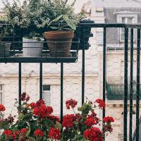 Balkon inrichten en aankleden
