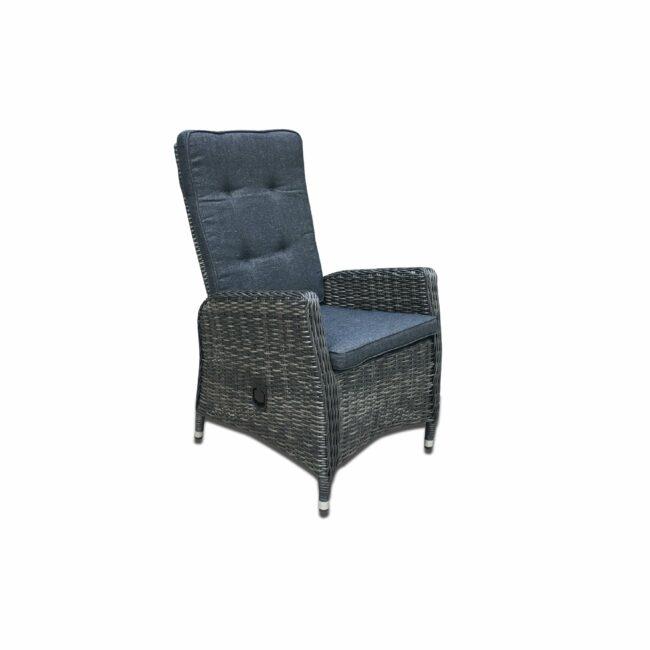 Tuinstoel Oldham WGXL Collection - verstelbare stoel - WiegersXL