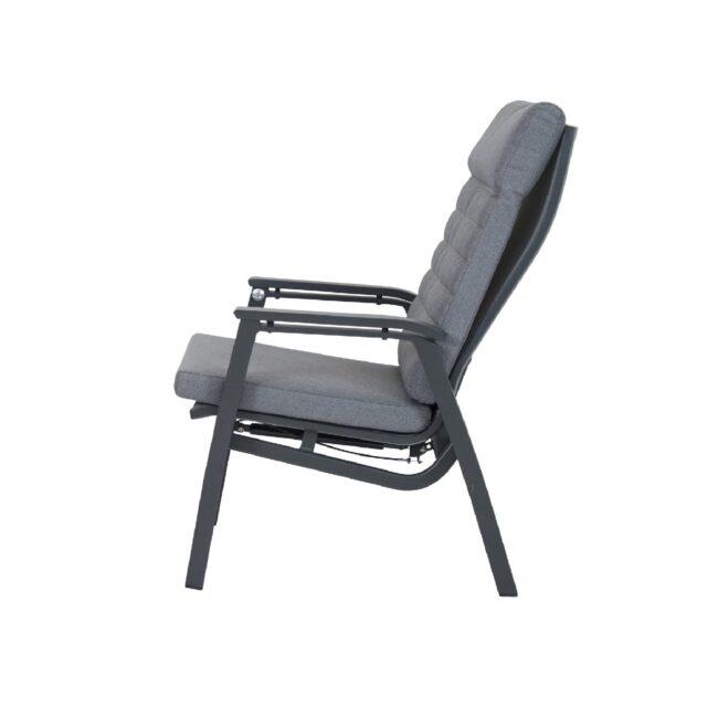Loungestoel Ydara - gasveer verstelbaar - WiegersXL