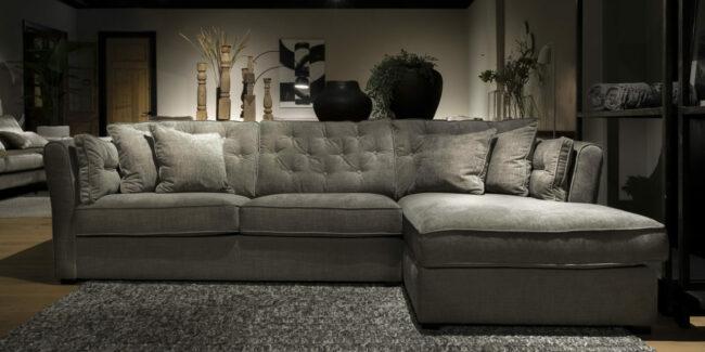 Bank Fiore - Sofa - Lounge - Hoekbank - Urbansofa