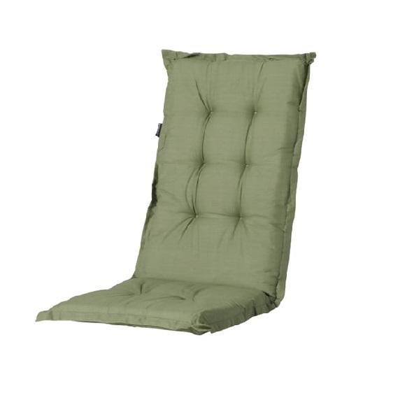 Tuinkussen Basic Green - Hoge rug