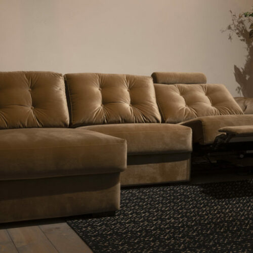 Lounge- of hoekbank Urbansofa Auxerre