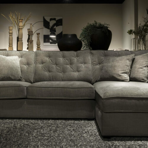 Lounge- of hoekbank Urbansofa Fiore