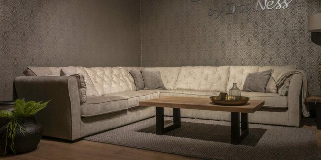 Zitbank- Lounge- of Hoekbank Urbansofa Fiore - WiegersXL