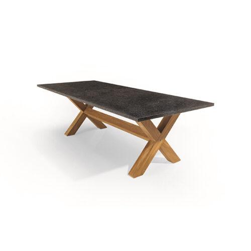 Teak tuintafels | Grote collectie teak meubelen | Wiegers XL