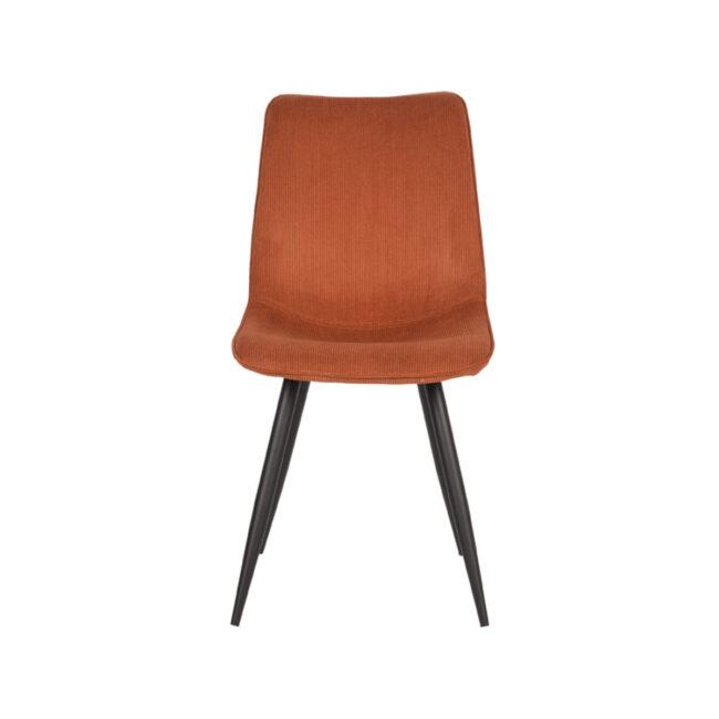 LABEL51 Eetkamerstoel Jort - Rust - Ribcord - UK-30.314