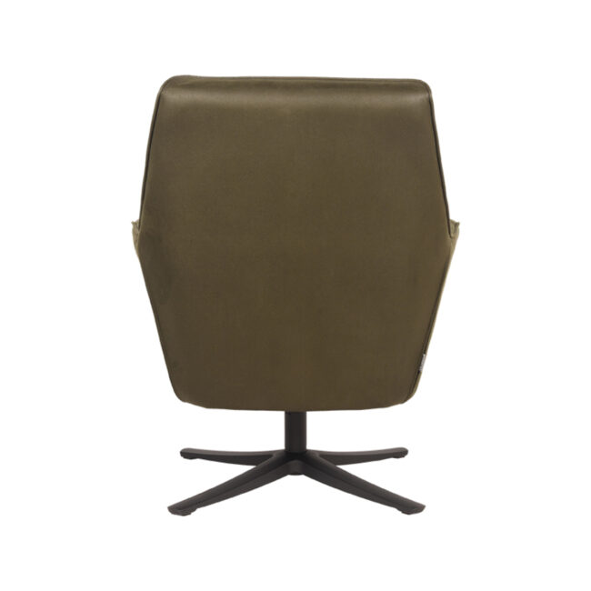 LABEL51 Fauteuil Tod - Army green - Microfiber - CM-55.004