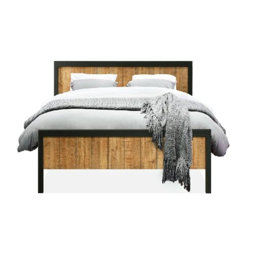 Fire 1-persoonsbed Maxfurn Lamulux