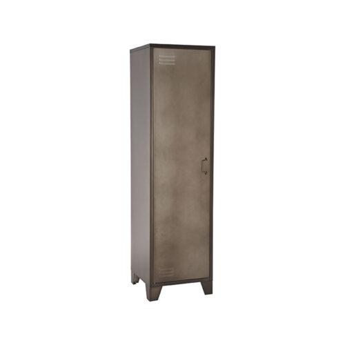LABEL51 Bergkast Fence - Vintage Metaal - Metaal - 1 Deurs