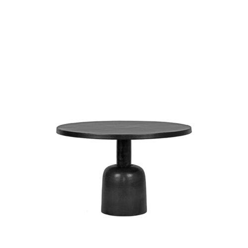 LABEL51 Coffee table Wink - Black - Metal