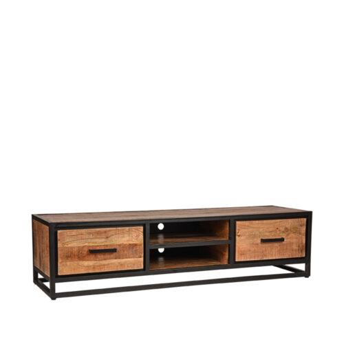 LABEL51 Tv-meubel Tampa - Rough - Mangohout