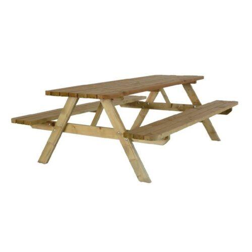 Picknicktafel Qopps vurenhout