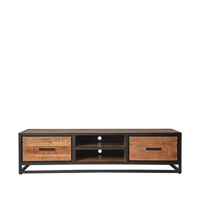 LABEL51 Tv-meubel Tampa - Rough - Mangohout - JP-46.035
